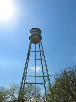 Gruenewatertower